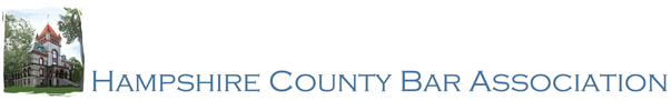 Hampshire County Bar Association Logo